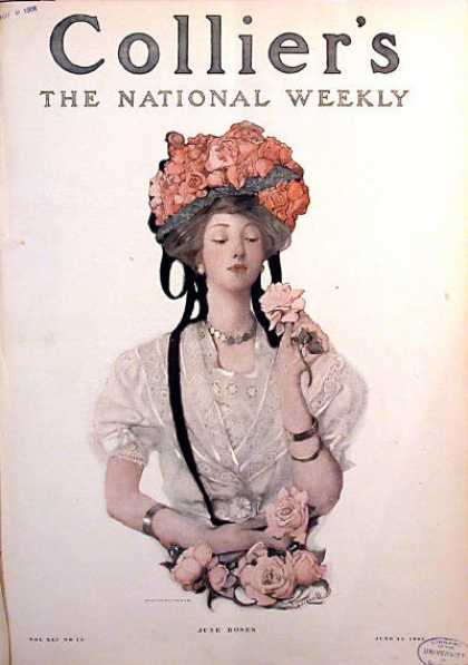 Collier's Weekly - 6/1908
