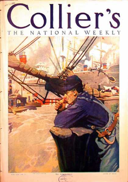 Collier's Weekly - 7/1908