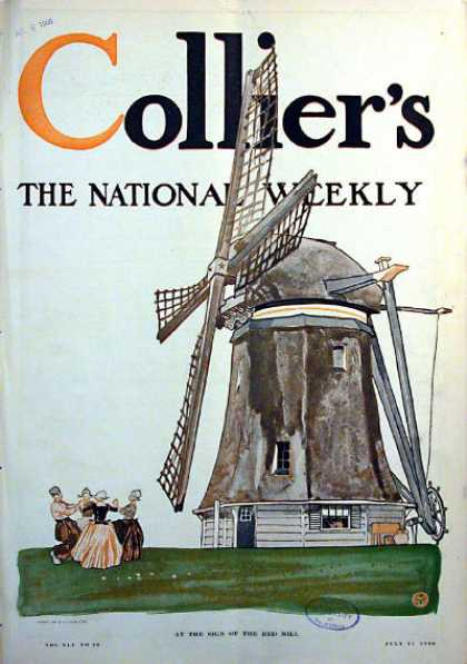 Collier's Weekly - 11/1908