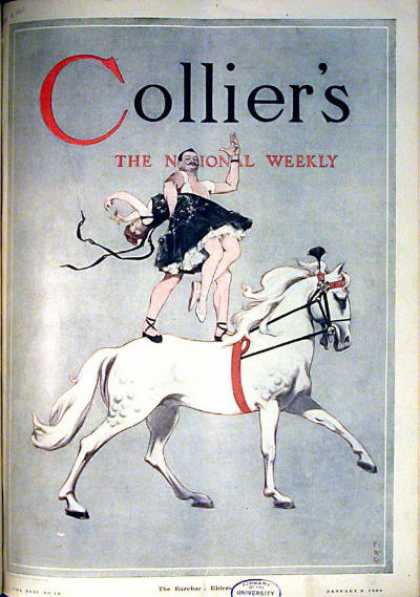 Collier's Weekly - 10/1909