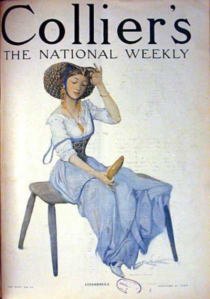 Collier's Weekly - 12/1909
