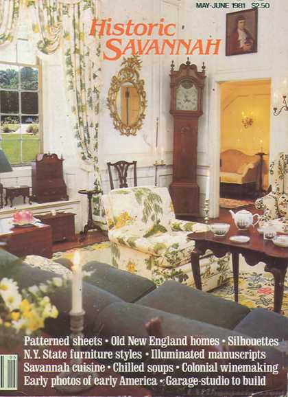 Colonial Homes - May 1981