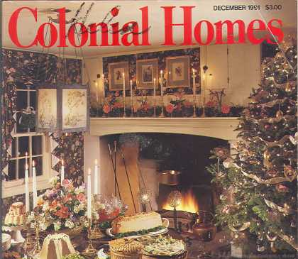 Colonial Homes - December 1991