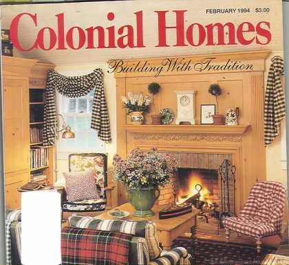 Colonial Homes - February 1994
