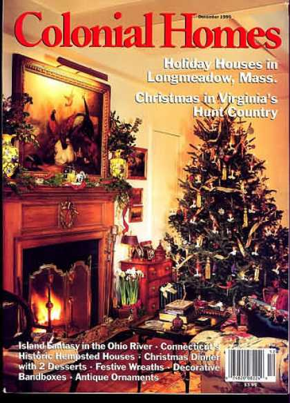 Colonial Homes - December 1995
