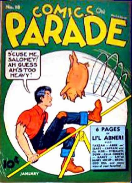 Comics on Parade 10