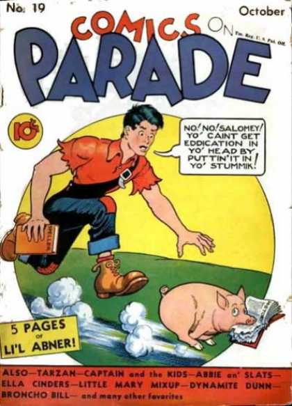 Comics on Parade 18