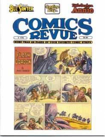Comics Revue 178 - Cape - Hemet - Animals - Men - Robes