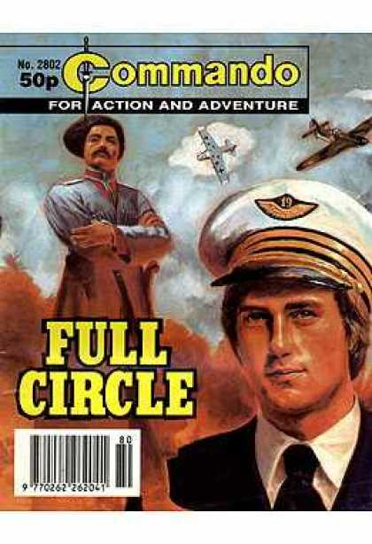 Commando 2802 - The Action Adventure - Flights - Officer - Ready For Attack - Full Circle