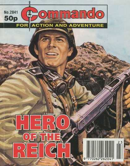 Commando 2841 - Action - Adventure - Battle - War - Guns