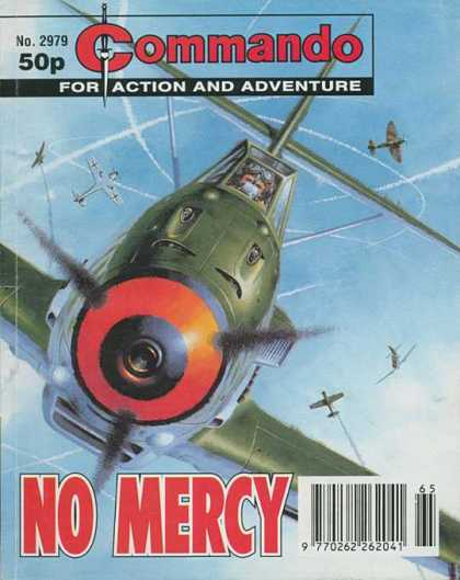 Commando 2979 - Action - Adventure - Challengers Of The Unknown - Helicopter Crush - Air Flight
