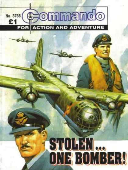 Commando 3756 - Action - Adventure - Planes - Military - Army