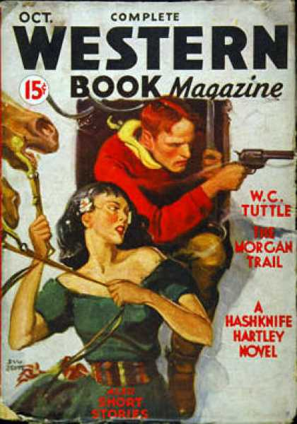 Complete Western Book Magazine - 10/1934