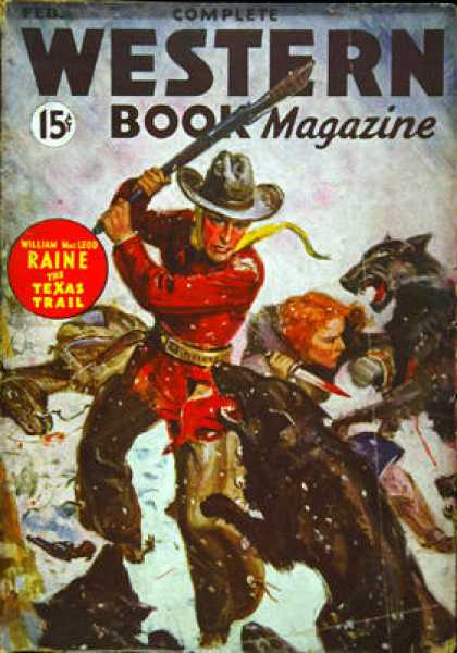 Complete Western Book Magazine - 2/1935