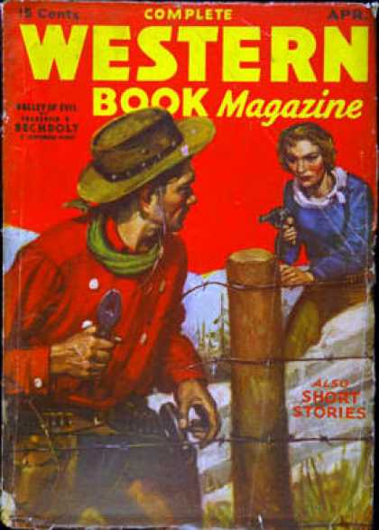 Complete Western Book Magazine - 4/1935