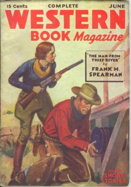 Complete Western Book Magazine - 6/1935