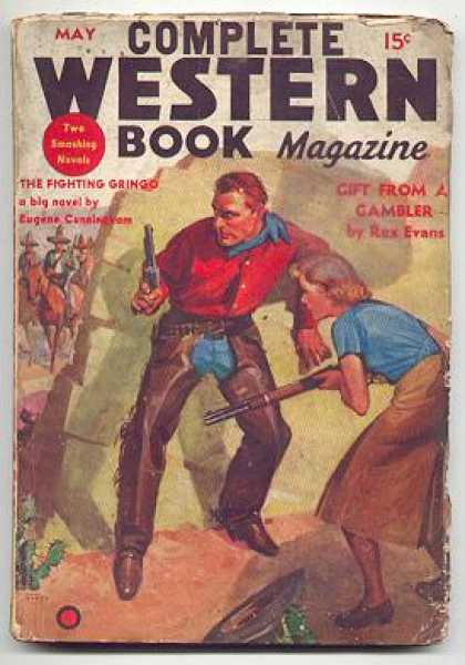 Complete Western Book Magazine - 5/1937