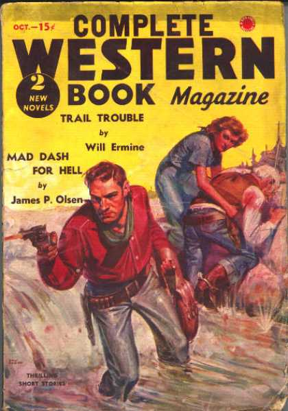 Complete Western Book Magazine - 10/1937