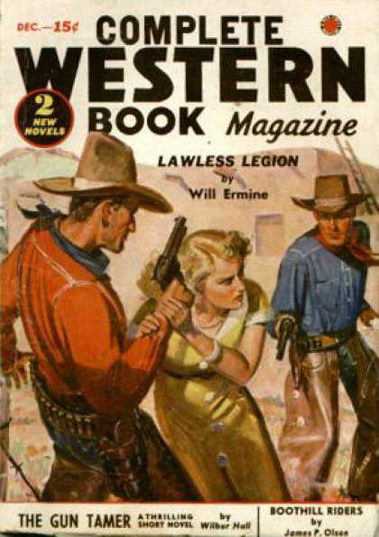 Complete Western Book Magazine - 12/1937