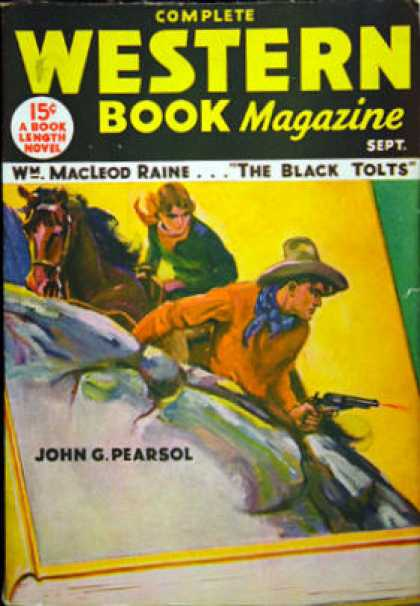 Complete Western Book Magazine - 9/1933