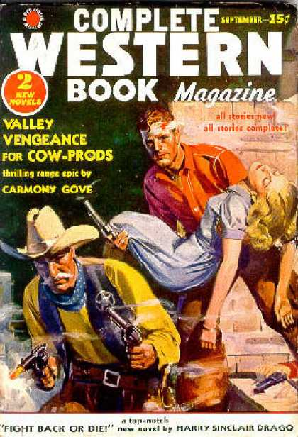 Complete Western Book Magazine - 9/1938