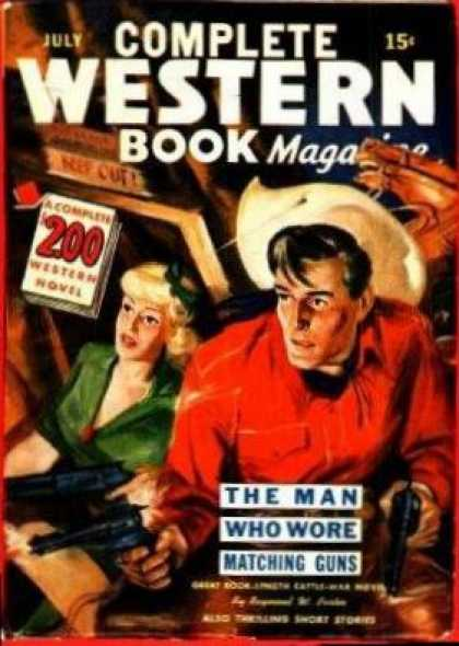 Complete Western Book Magazine - 7/1943