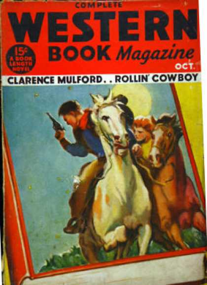 Complete Western Book Magazine - 10/1933