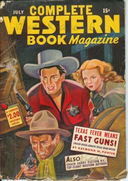 Complete Western Book Magazine - 7/1944