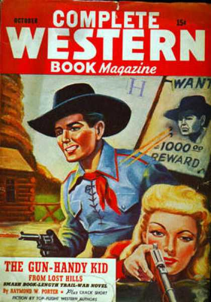 Complete Western Book Magazine - 10/1944