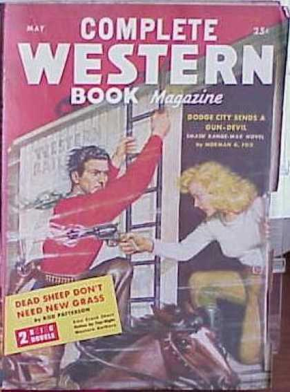 Complete Western Book Magazine - 5/1947