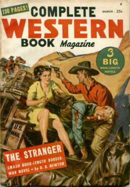 Complete Western Book Magazine - 3/1948
