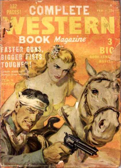 Complete Western Book Magazine - 2/1949