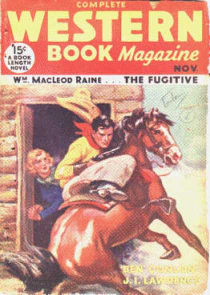 Complete Western Book Magazine - 11/1933