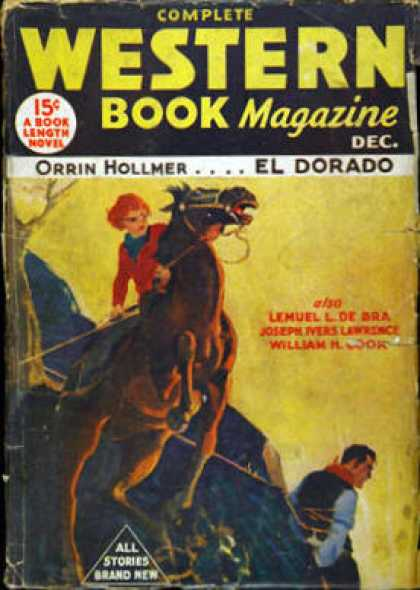 Complete Western Book Magazine - 12/1933