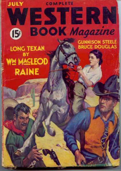 Complete Western Book Magazine - 7/1934