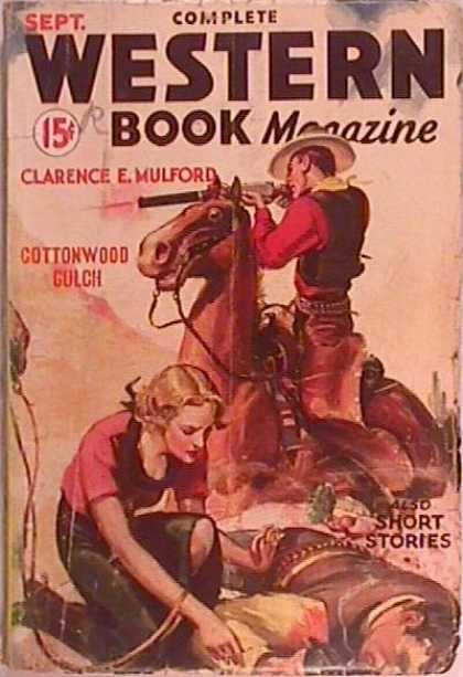 Complete Western Book Magazine - 9/1934