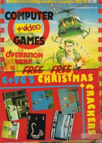 Computer & Video Games - 12/1988