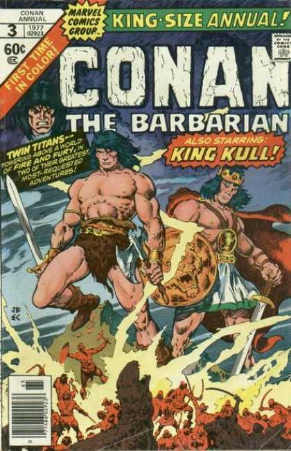 Conan Annual 3