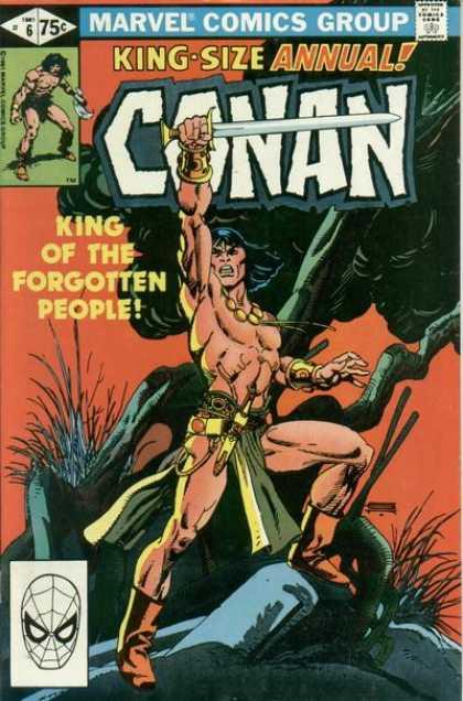 Conan Annual 6