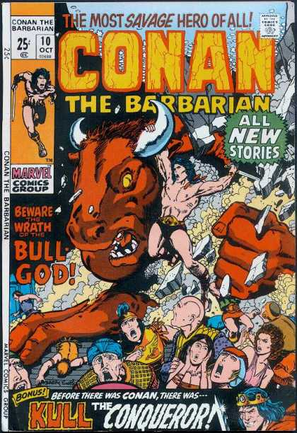 Conan the Barbarian 10 - Barry Windsor-Smith