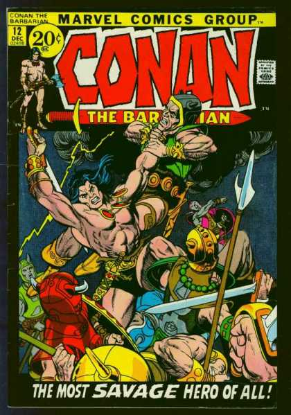 Conan the Barbarian 12 - Sword