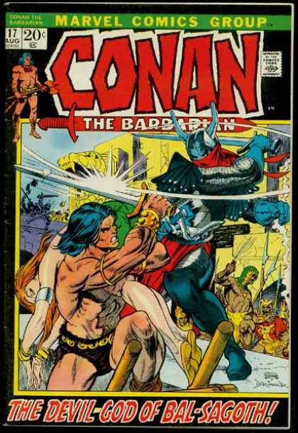 Conan the Barbarian 17