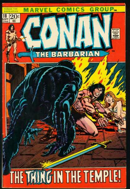 Conan the Barbarian 18