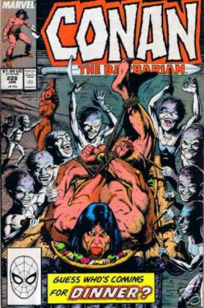 Conan the Barbarian 228