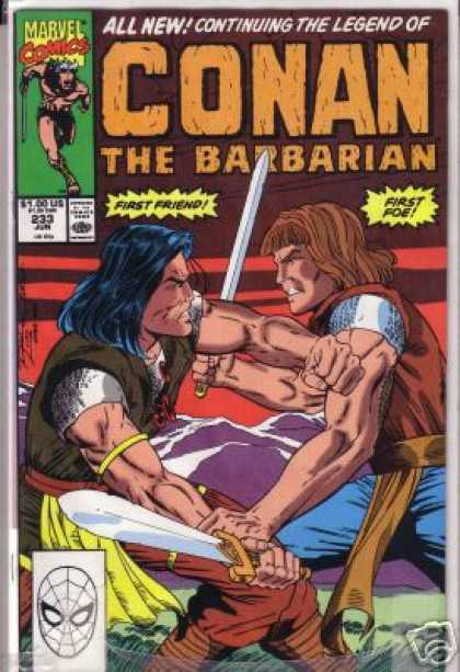 Conan the Barbarian 233 - Ron Lim