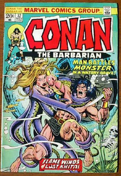 Conan the Barbarian 32