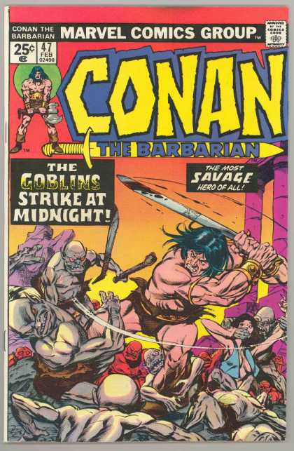 Conan the Barbarian 47 - Goblins