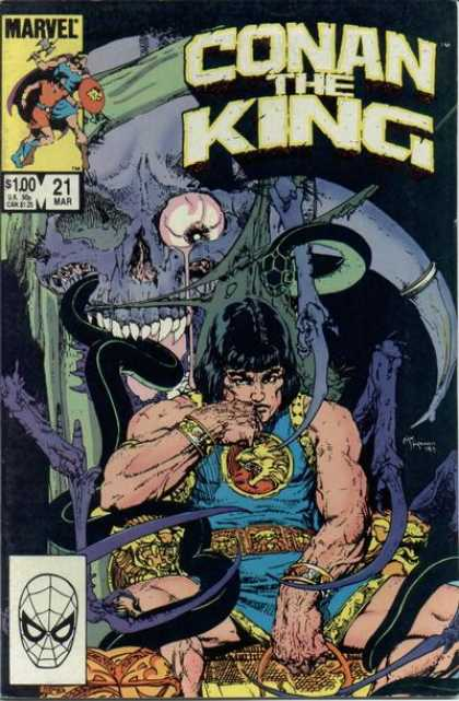 Conan the King 21 - Michael Kaluta