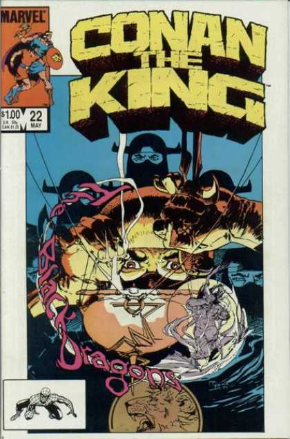 Conan the King 22 - Michael Kaluta