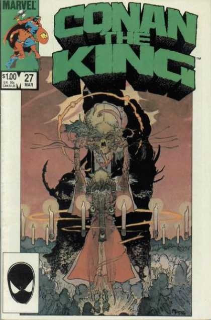 Conan the King 27 - Michael Kaluta